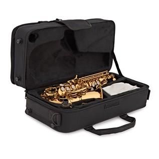 Odyssey OSS650C Premiere Bb Curved Soprano Saxophone