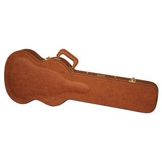 Gator Wooden Guitar Case, Brown