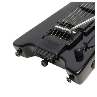 Spirit GT-Pro Standard Electric Guitar, Black