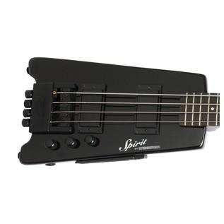 Steinberger Spirit XT-2 Standard Bass, Black