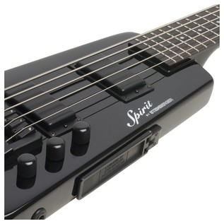 Steinberger Spirit XT-25 Standard 5-String, Black