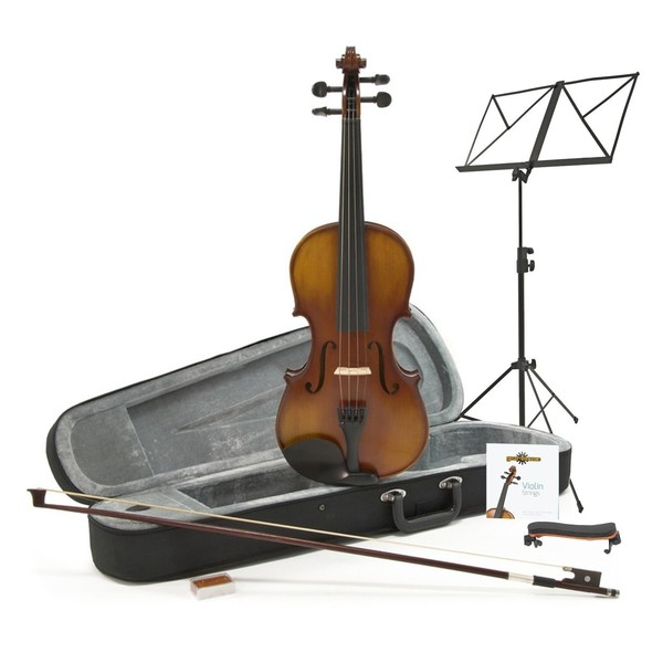 Student Plus 4/4 Violin Pack