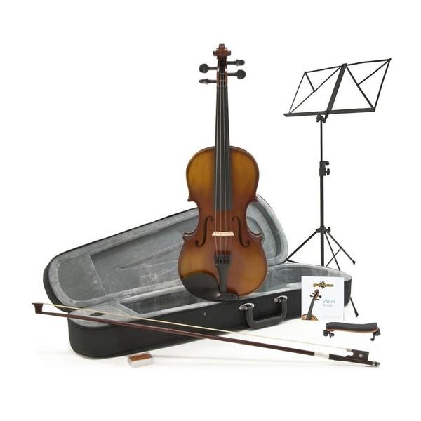 Student Plus 1/4 Violin Pack