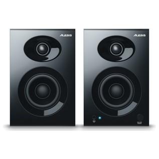 Alesis Elevate 3 MKII Desktop Studio Speakers - Front