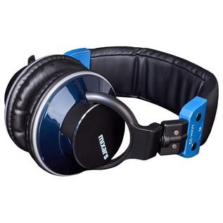 Mixars MXH22 DJ Headphones - Angled Flat