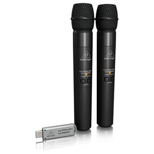 Behringer ULTRALINK ULM202USB Wireless Microphones