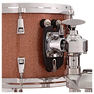 Yamaha Absolute Maple Hybrid 22 4pc Shell Pack, Champagne Sparkle