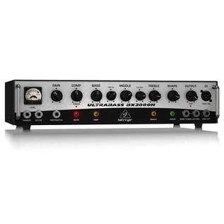 BX2000H Bass Amp