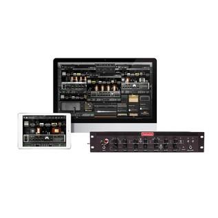 Positive Grid BIAS Rack Non-Powered Amp Match Rackmount Amplifier 4