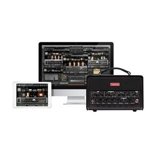 Positive Grid BIAS Head Non-Powered Amp Match Amplifier Head Amp Pro