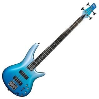 Ibanez SR300E Bass Guitar, Ocean Fade Metallic