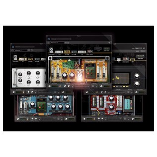 Positive Grid Tone Match Distortion Pedal Software
