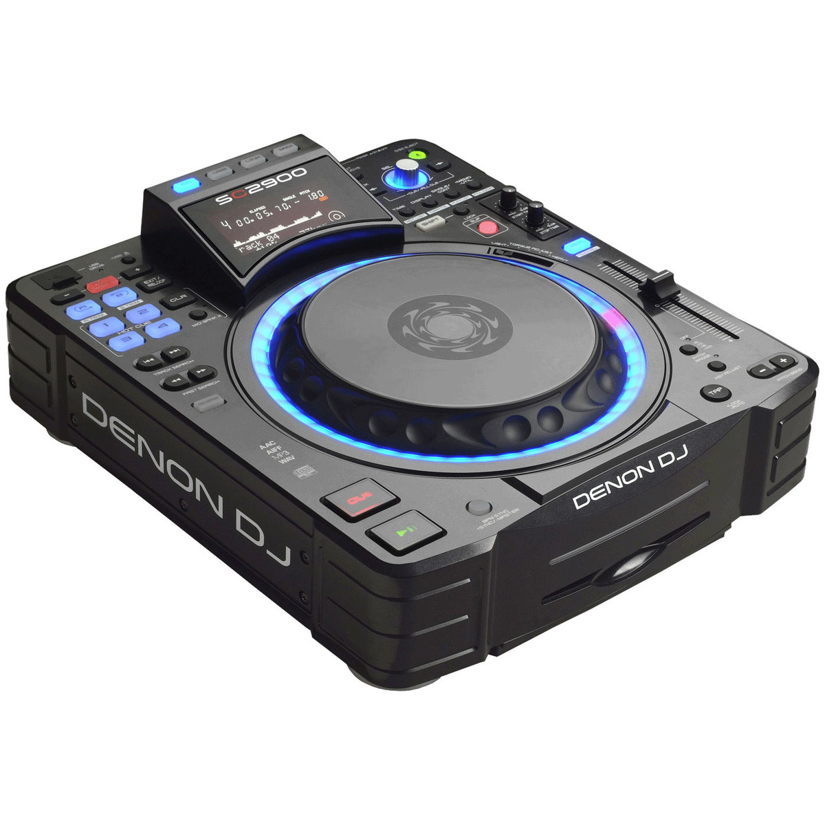 denon dj sc2900 controller with mp3 and cd playback b stock at gear4music. Black Bedroom Furniture Sets. Home Design Ideas