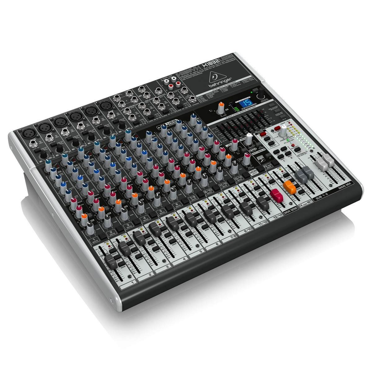behringer xenyx x1832usb 18 channel analog mixer at gear4music. Black Bedroom Furniture Sets. Home Design Ideas