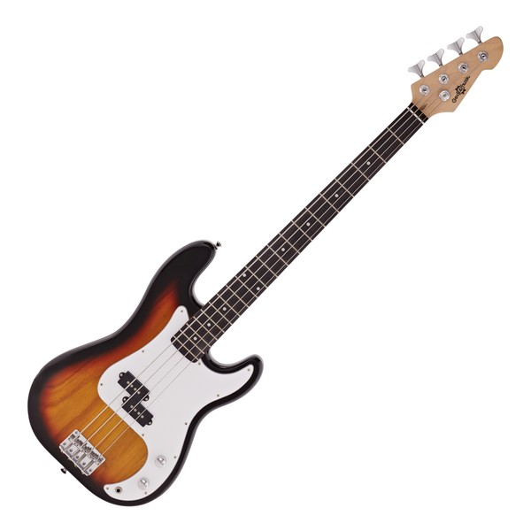 LA Bass Guitar by Gear4music, Sunburst