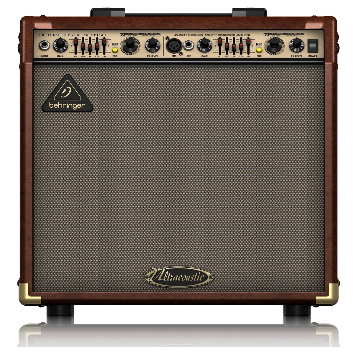 Behringer Ultracoustic Acx450 : behringer acx450 ultracoustic amp at gear4music ~ Russianpoet.info Haus und Dekorationen