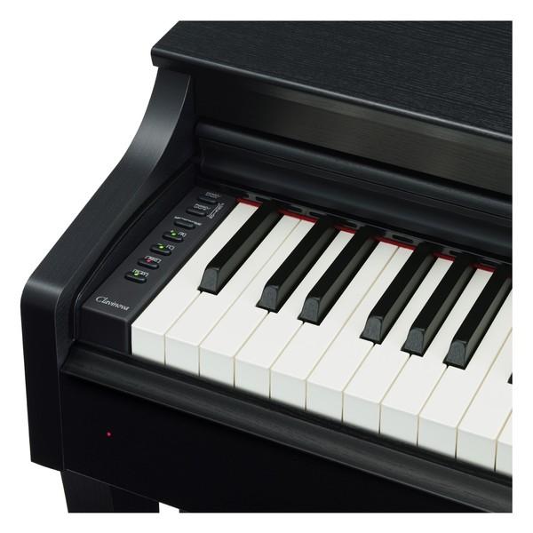Yamaha CLP625 Piano Controls
