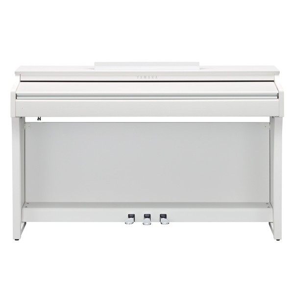 Yamaha CLP625 Piano Lid Closed