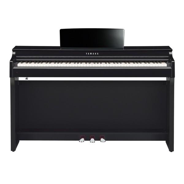 Yamaha CLP625PE Piano Front