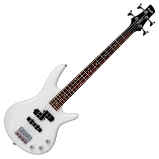 Ibanez MiKro GSRM20 Bass Guitar, Pearl White