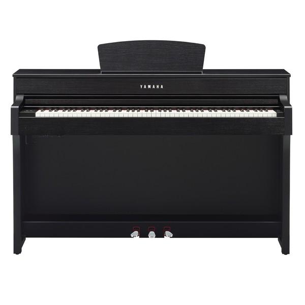 Yamaha CLP635B Piano Front