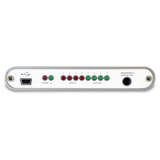 ESI MAYA44 USB+ USB Audio Interface - Front