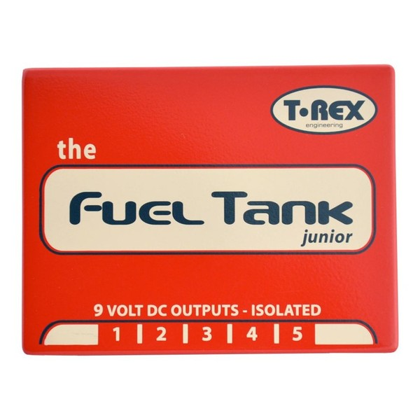 T-Rex Fuel Tank Junior Power Supply Top
