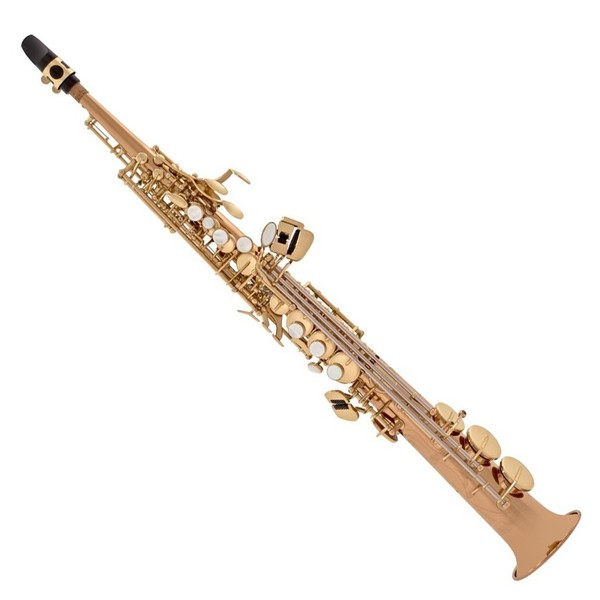 Conn Selmer Liberty Soprano Saxophone, Gold Brass Body