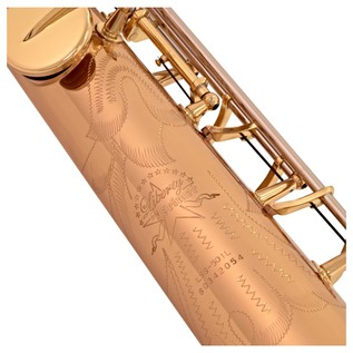 Conn Selmer Liberty Soprano Saxophone, Gold Brass Body