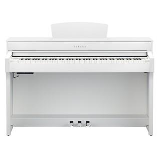 Yamaha CLP635 Piano Front