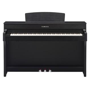 Yamaha CLP645B Piano Front