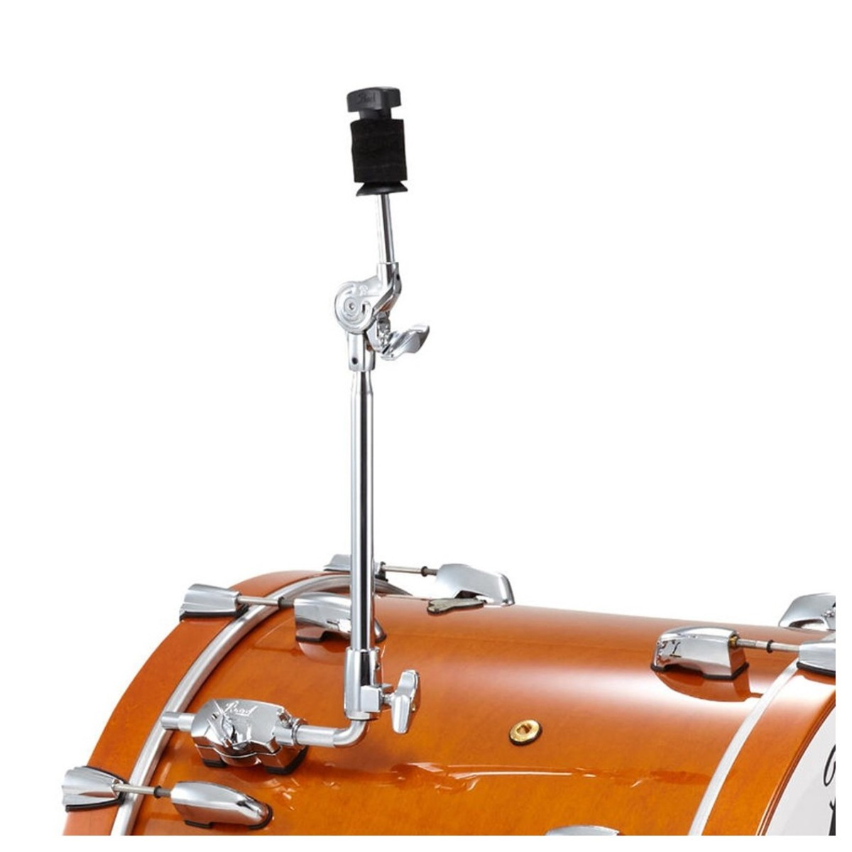 pearl chb 830 bass drum mount cymbal holder at gear4music. Black Bedroom Furniture Sets. Home Design Ideas