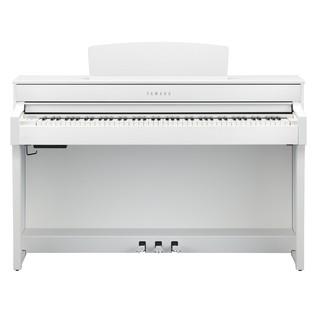 Yamaha CLP645 Piano Front