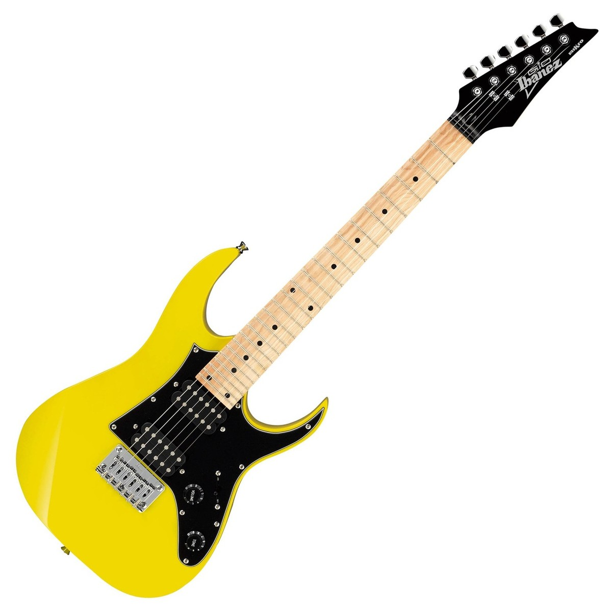 ibanez mikro grgm21m electric guitar yellow at. Black Bedroom Furniture Sets. Home Design Ideas