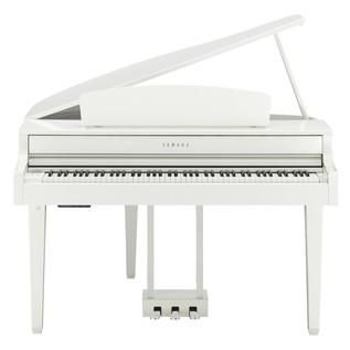 Yamaha CLP665GP Piano Front