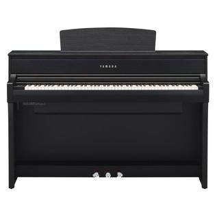 Yamaha CLP675B Piano Front