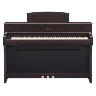 Yamaha CLP675R Piano Front