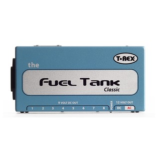 T-Rex Fuel Tank Classic Power Supply Front