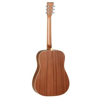 Tanglewood TW11 Dreadnaught Cutaway Acoustic Guitar, Natural Satin- Back