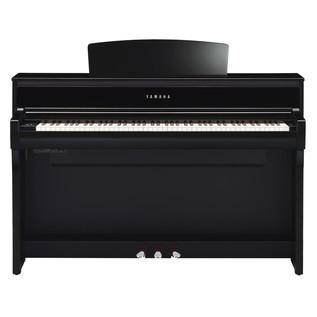 Yamaha CLP675PE Piano Front