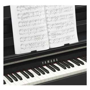 Yamaha CLP685 Piano Sheet