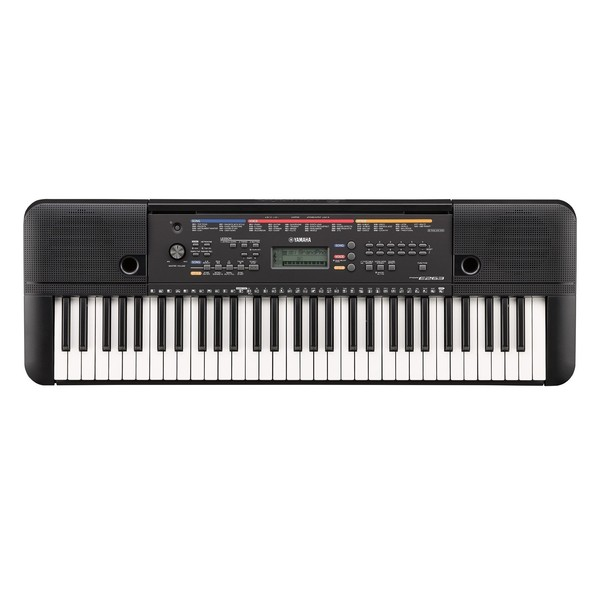 Yamaha PSR-E263 Top