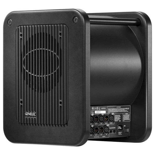 Genelec 7350A Smart Active Monitoring System - Angled 2