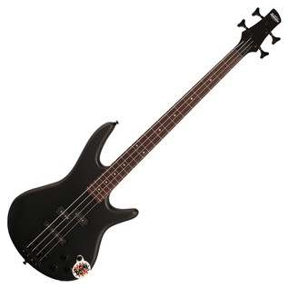 Ibanez GIO GSR200B Bass Guitar, Weathered Black