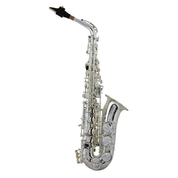Trevor James SR Alto Saxophone, Silver Plate