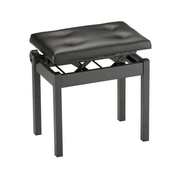 Korg PC-550 Piano Bench, Black