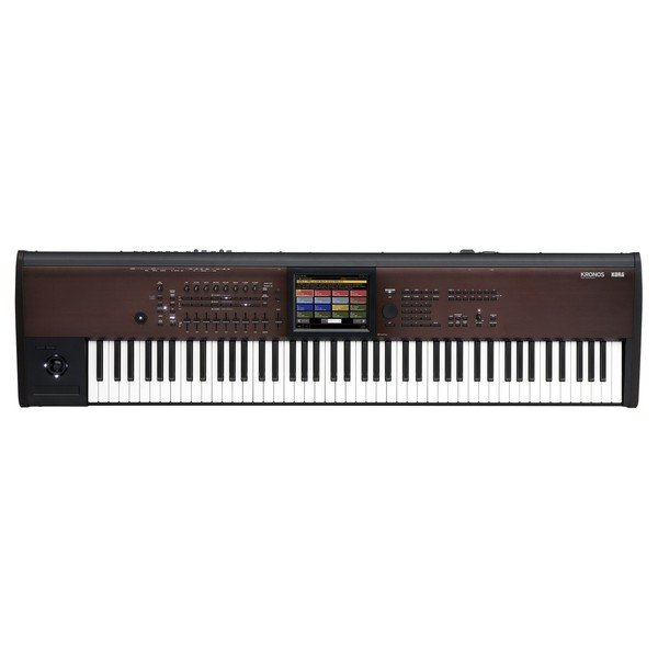 Korg Kronos LS Music Workstation - Top