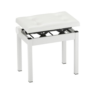 Korg PC-550 Piano Bench, White