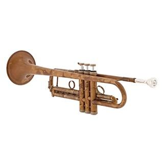 B&S MBX3 Heritage Trumpet, Vintage Finish