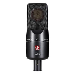 sE Electronics X1 S Large Diaphragm Condenser Microphone